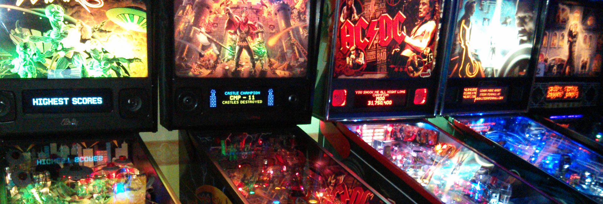 refurbished pinball machines uk